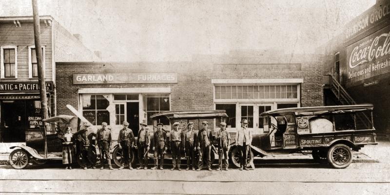 Goettls Historic Photo 2